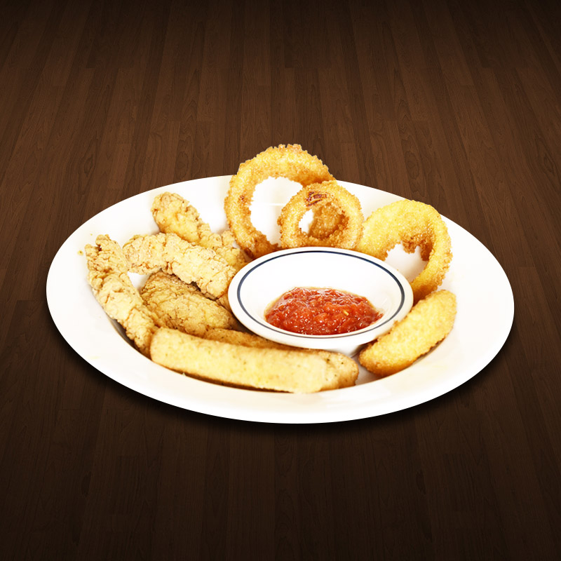 King's Appetizer Plate