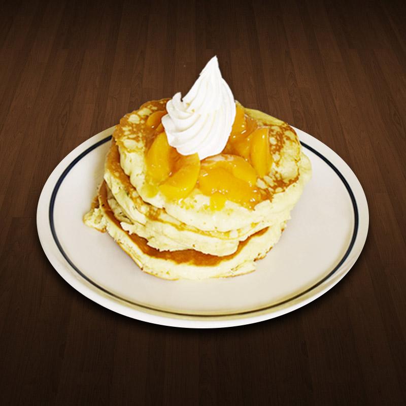 King's Fruity Pancakes