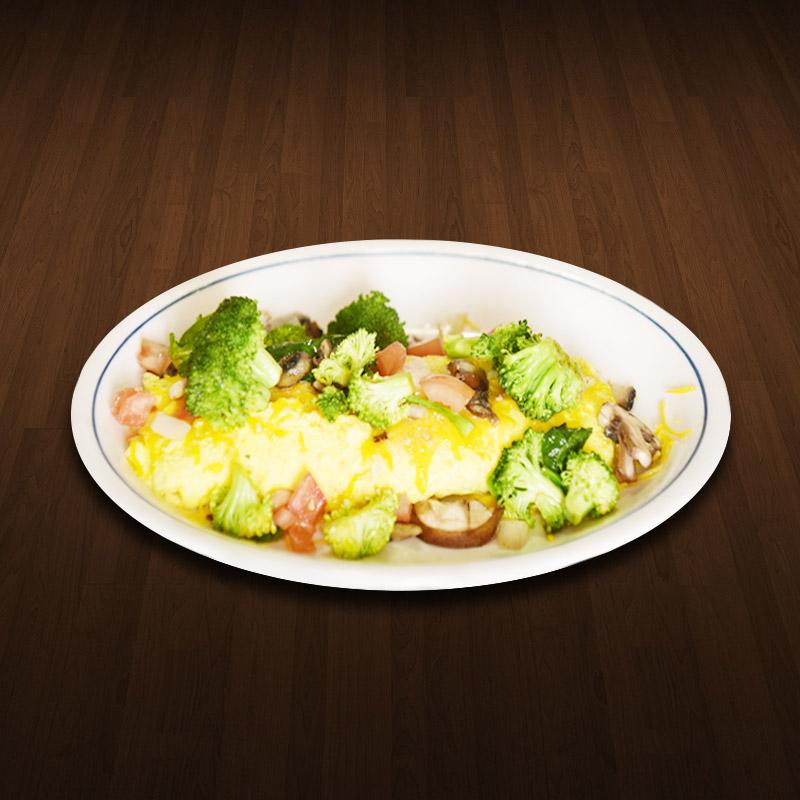 Veggie Omelett