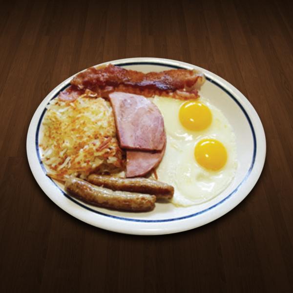 1.King's Big Breakfast