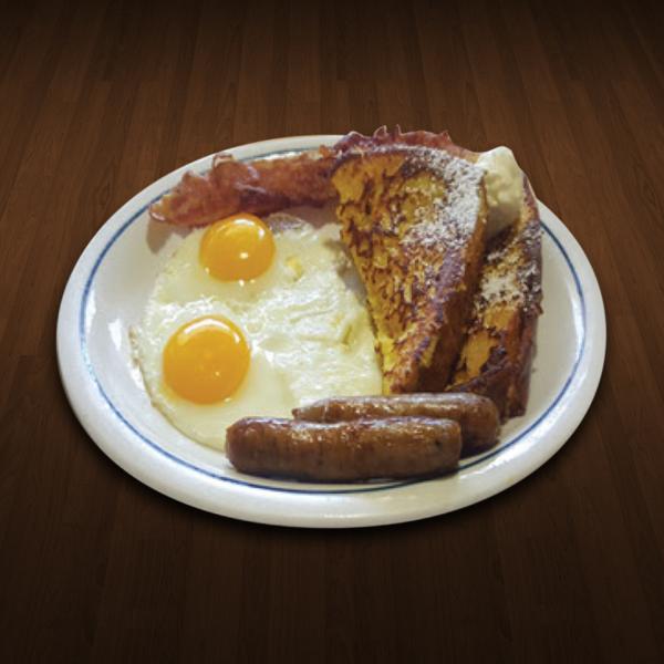 4.King's Five Star Breakfast